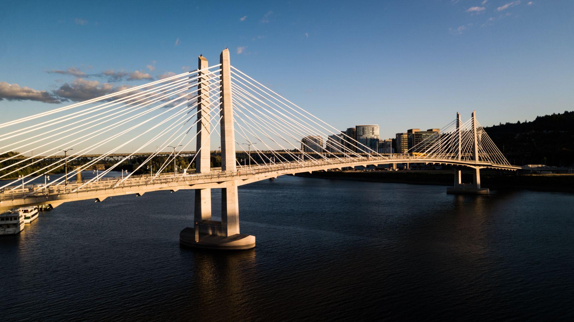 Portland's Tilikum Crossing